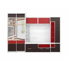 Стенка со шкафом-купе Энни 5